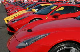 Ferrari Owners Day