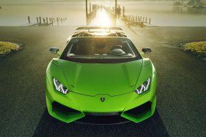 NOVITEC N-LARGO Lamborghini Huracan Spyder Tuning