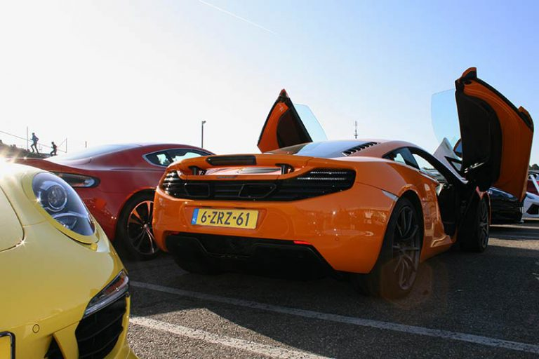 Vredestein Super Car Sunday 2017 in Assen