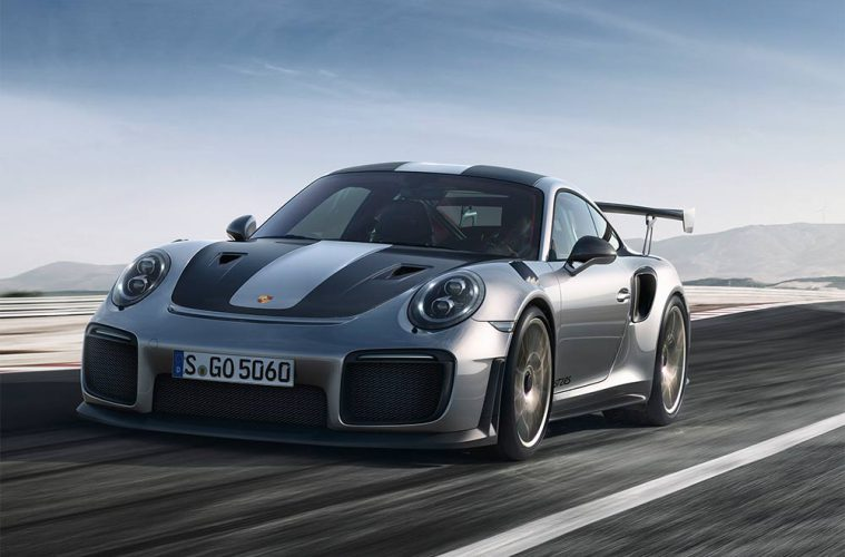 Porsche 911 GT2 RS - Stärkster Elfer aller Zeiten