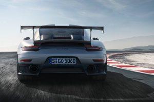 Porsche 911 GT2 RS - Heckansicht
