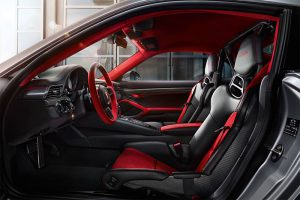 Porsche 911 GT2 RS - Interieur