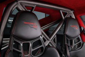 Porsche 911 GT2 RS - Interieur mit Weissach-Sitzen