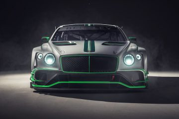 Bentley Continental GT3 Rennwagen