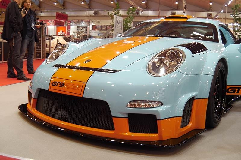 Spektakuläre Supersportwagen auf der Essen Motor Show