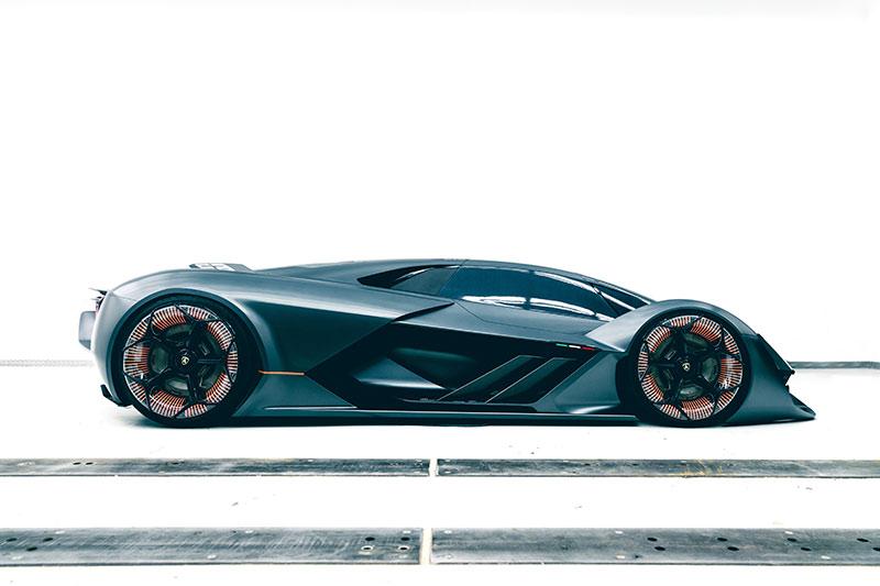 Lamborghini Terzo Millennio Finestautomotive Com