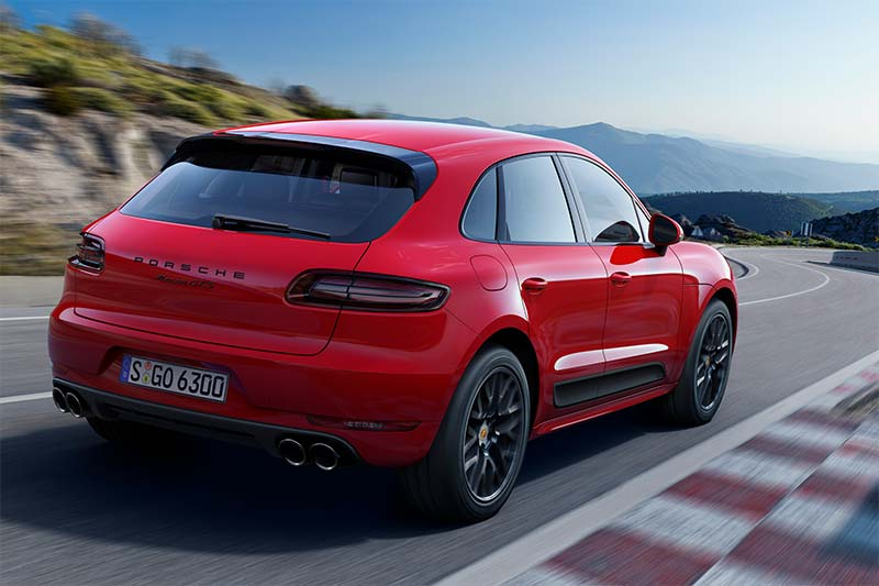 Porsche Flatrate mit dem Porsche Macan