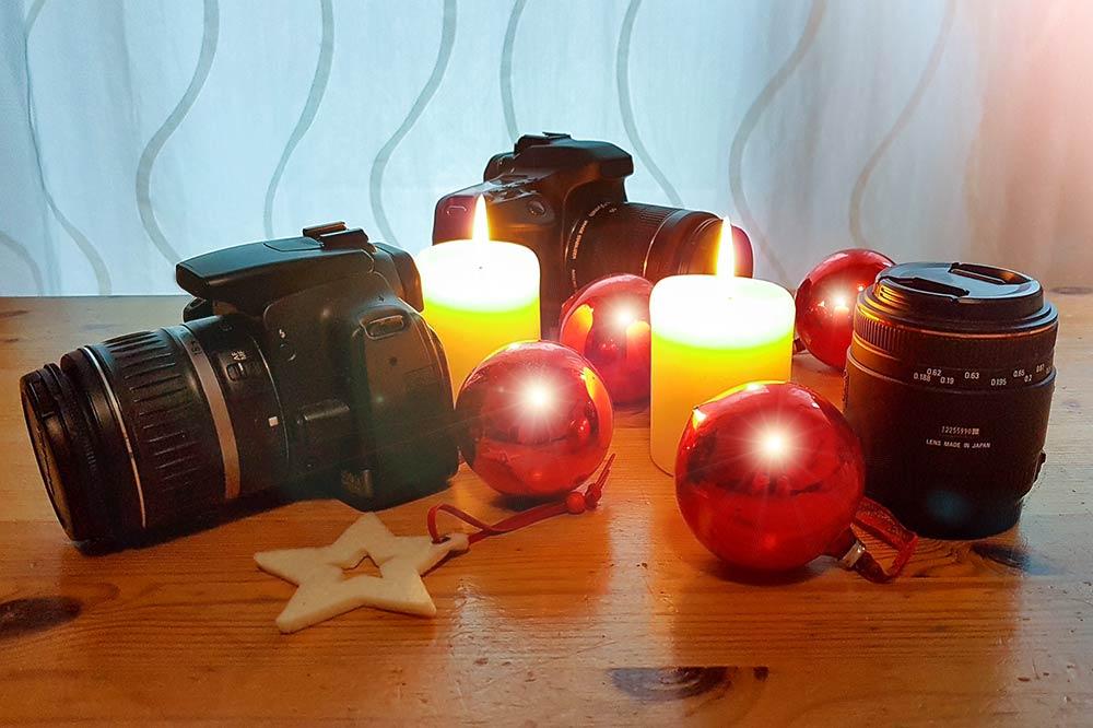Technik unterm Weihnachtsbaum - Weihnachtsgeschenk