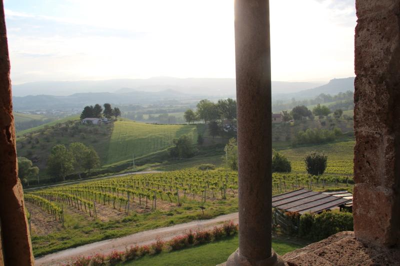 Wohnen im Palazzone in Umbrien