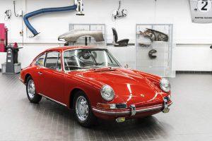 Der Porsche 911 (901 Nr. 57)