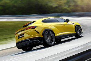 Lamborghini Urus - Luxus-SUV
