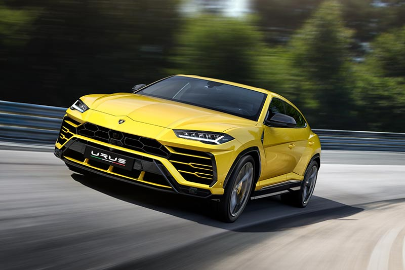 lamborghini urus luxus suv finestautomotive exklusive fahrzeuge und automobiler lifestyle. Black Bedroom Furniture Sets. Home Design Ideas