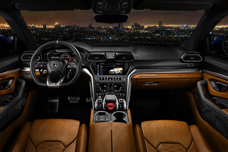 Urus - Luxus-SUV