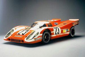 Porsche 917 KH - Salzburg Design