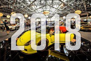 Termine - Shows,Messen &Veranstaltungen 2018