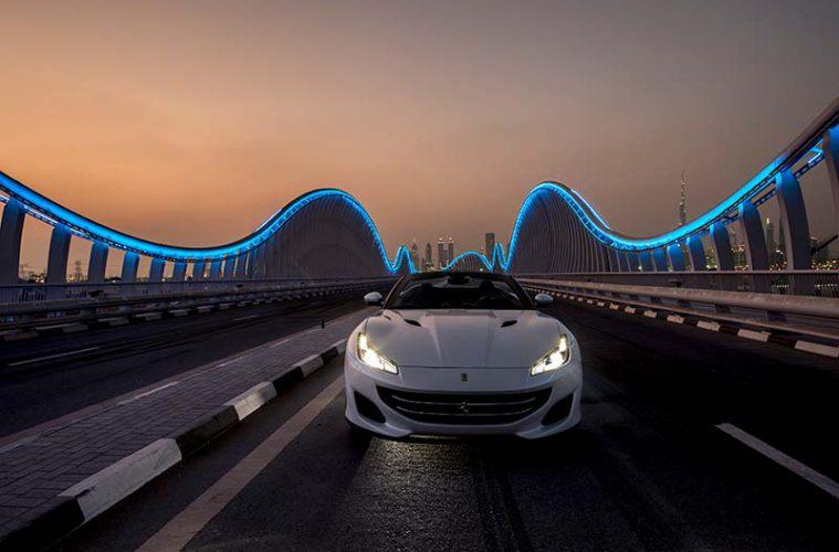 Ferrari Elektrosportwagen