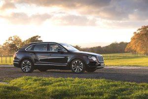 Luxus-SUV Bentley Bentayga