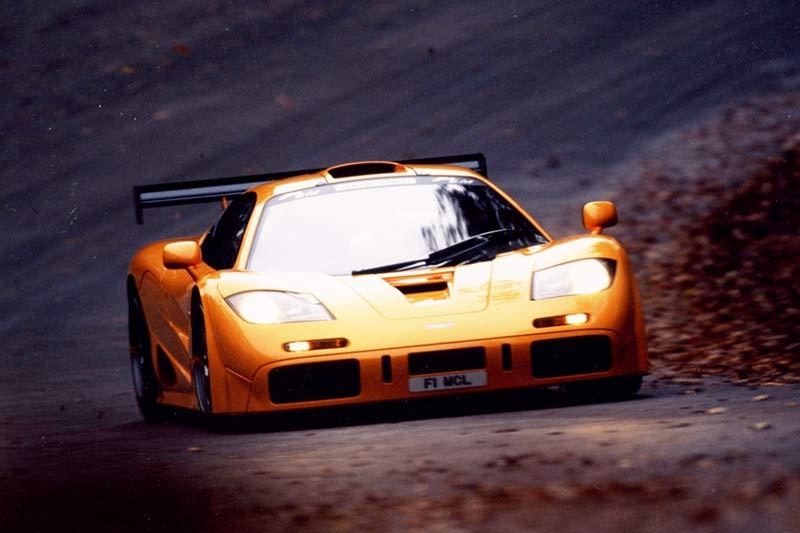 McLaren F1 LeMans