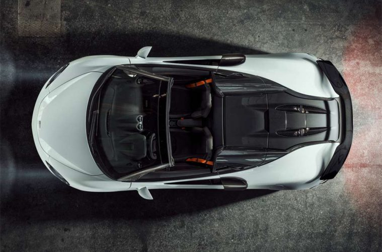 McLaren 570S Spider Tuning