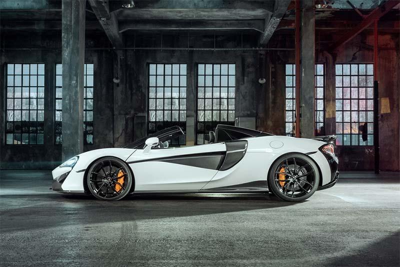 NOVITEC McLaren 570S Tuning