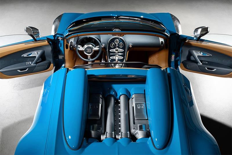 Bugatti Veyron Certified