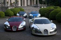 Bugatti Veyron Loyalty Maintenance Programme LMP