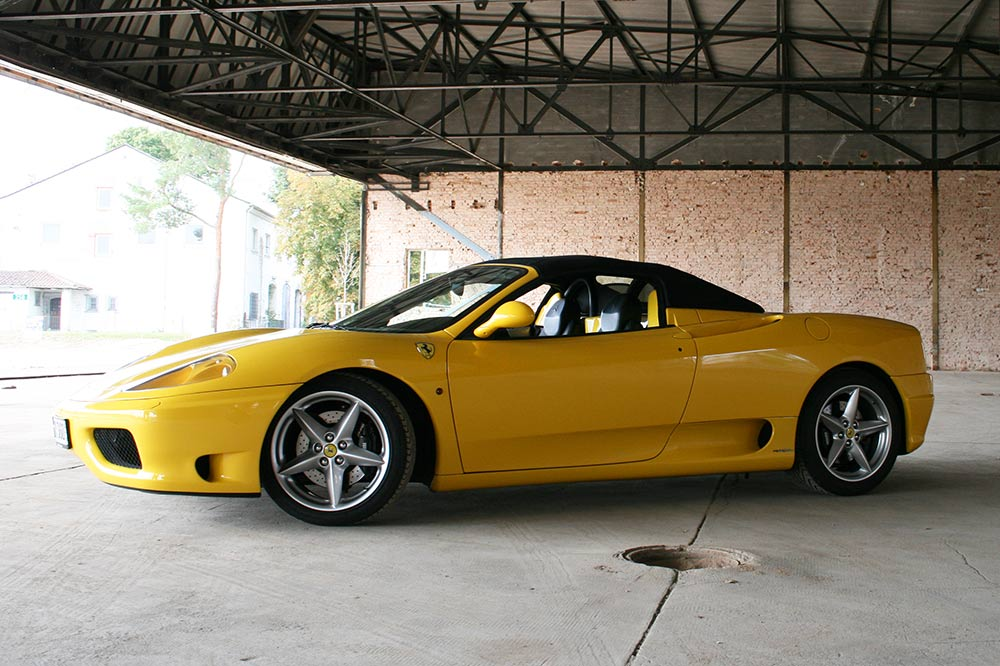 Ferrari Modena 360 F1 Spider kaufen