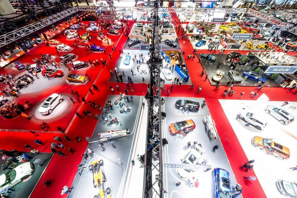Genfer Automobilsalon 2018
