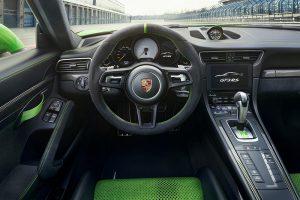 Porsche GT3 RS - Innenraum