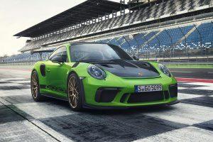 Porsche GT3 RS mit Genen aus dem Motorsport