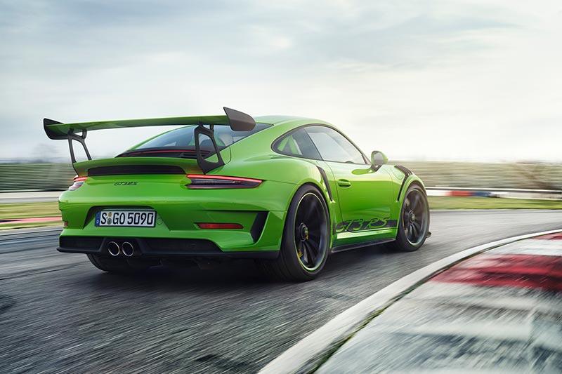 Porsche GT3 RS - Rennwagen für die Straße