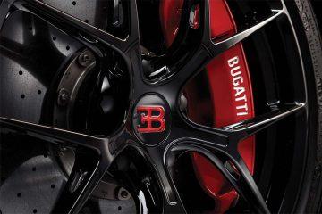 Bugatti Chiron Sport Räder