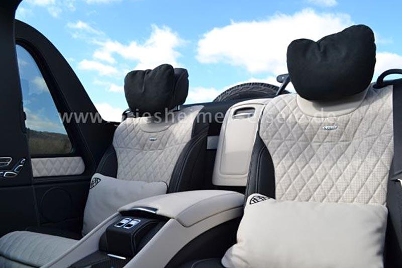 Mercedes-Maybach G650 Landaulet Neufahrzeug kaufen