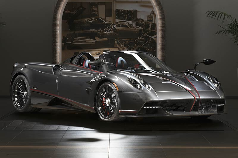 Pagani Huayra Roadster Making Of