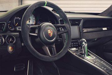 Porsche 911 GT3 RS Weissach Paket