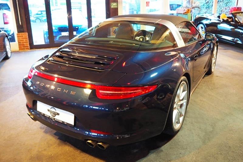 Porsche 991 911 Targa 4S Gebrauchtwagen zu verkaufen