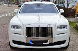 Rolls-Royce Ghost Series II Extended Wheelbase Gebrauchtfahrzeug zu verkaufen