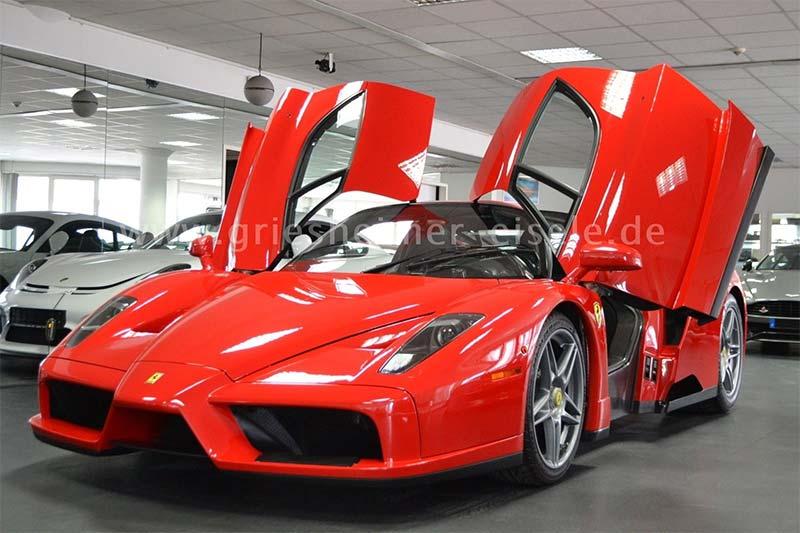 Ferrari Enzo Exportfahrzeug kaufen