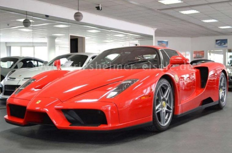Ferrari Enzo Exportfahrzeug