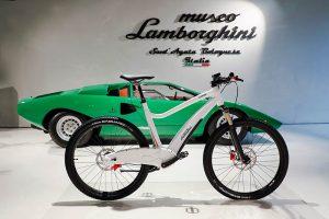 Lamborghini E-Bikes