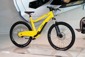 Lamborghini E-Bike veredelt mit dem Ad Personam Programm
