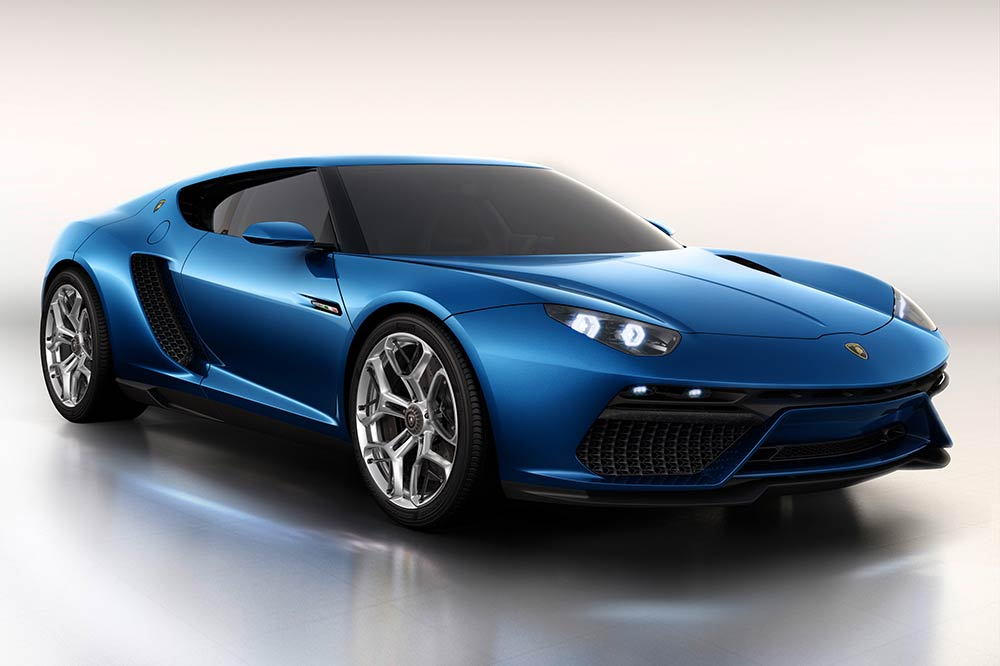 Lamborghini Hybrid Supersportwagen