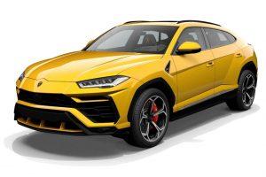 SSUV Lamborghini Urus