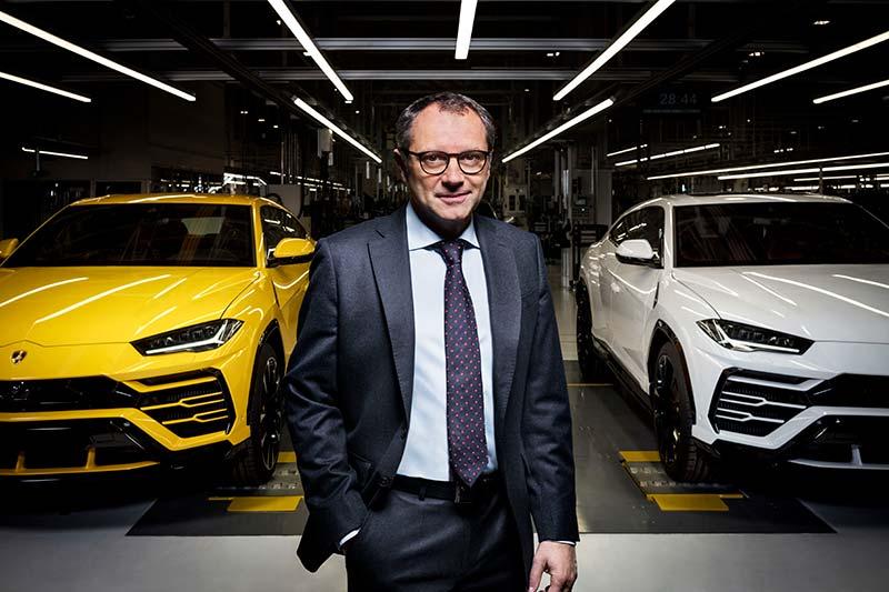 Stefano Domenicali - CEO von Automobili Lamborghini S.p.A.