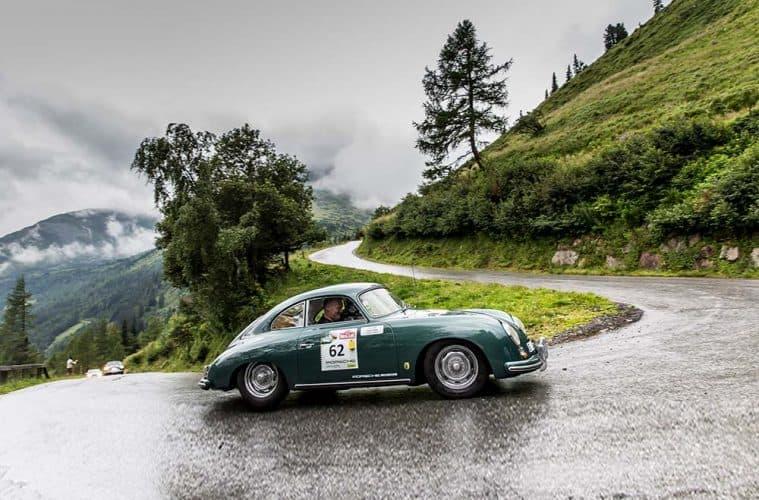 Alpenüberquerung mit dem Automobil