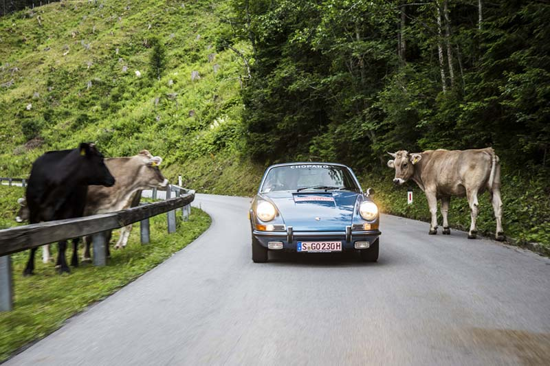 So manche Gefahren lauern bei einer Alpenüberquerung