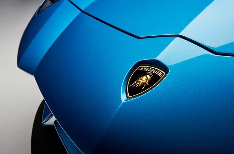 Firmenlogo von Lamborghini