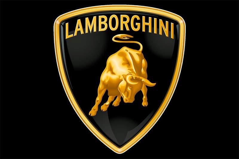 Der Stier ist der Markenzeichen von Lamborghini