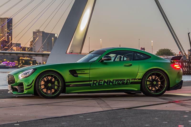 Mercedes-AMG GT R Tuning