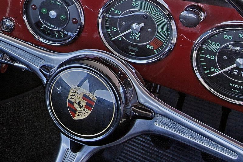 Firmenlogo von Porsche